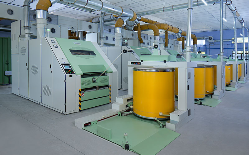 Textile Machinery Division